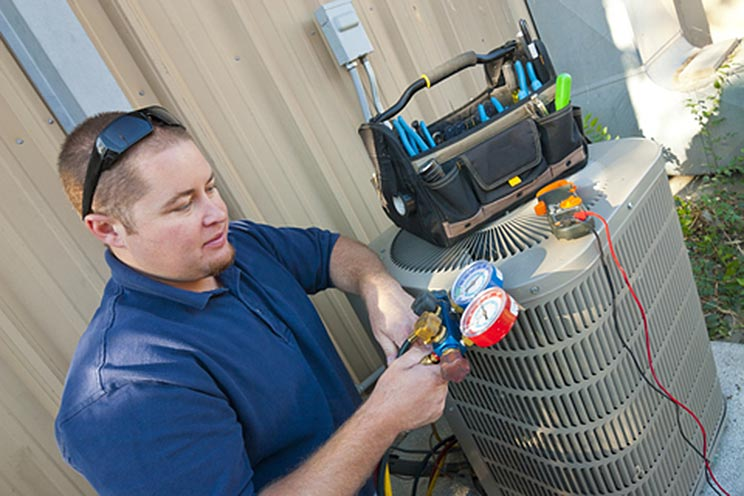 CAC - Central Air Conditioning, Inc.